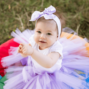 0-2 YEARS PARTY DRESS